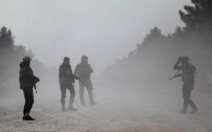 Νέες μάχες στη βορειοδυτική Συρία