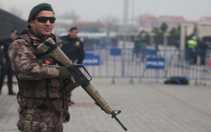 Ενισχύει τις συνοριακές της φρουρές με την Συρία η Άγκυρα