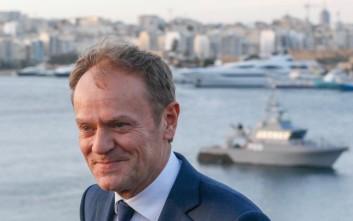 Τουσκ: Οι αλλαγές παγκοσμίως δείχνουν την ανάγκη μιας ισχυρής Ευρώπης