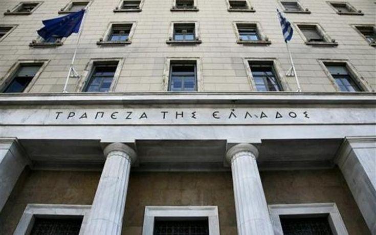 Μειώθηκε κατά 64 εκατ. ευρώ το έλλειμμα του ισοζυγίου τρεχουσών συναλλαγών