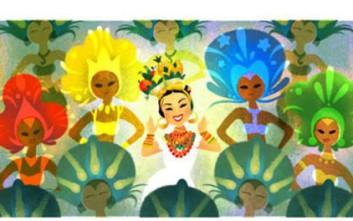 Κάρμεν Μιράντα, η Google τιμά το θρύλο που πέθανε στα 46 μετά τη μάχη με την κατάθλιψη
