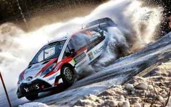Η Toyota επέστρεψε με νίκη στο Πρωτάθλημα Ράλι