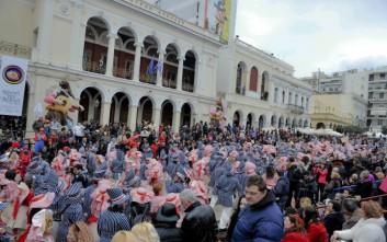 Πάτρα: Αποζημίωση 170.000 ευρώ σε παιδί που έχασε το μάτι του στο καρναβάλι το 2014