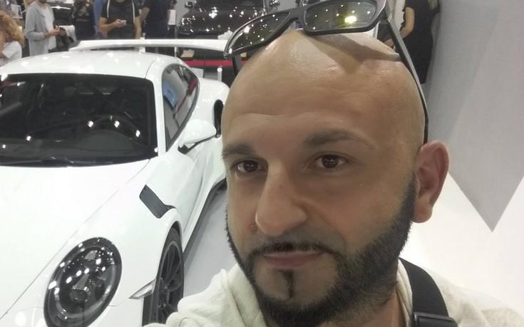 «Δεν φταίει το παλικάρι με την Porsche, ήταν θέλημα Θεού»