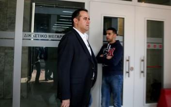 Διεκόπη λόγω απειλής για βόμβα η δίκη Μαρινάκη - Σισέ