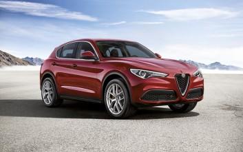 Η τολμηρή έκδοση του Alfa Romeo Stelvio έφτασε στην Ελλάδα
