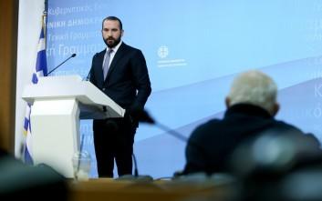 Τζανακόπουλος: Σφιχτό χρονοδιάγραμμα με ορόσημο το Eurogroup της 21ης Ιουνίου