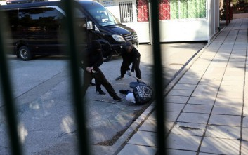 Σύλληψη 25χρονου για τα χθεσινά επεισόδια στο Ωραιόκαστρο