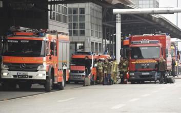 Έκλεισε το αεροδρόμιο του Αμβούργου λόγω άγνωστης ουσίας στο σύστημα εξαερισμού