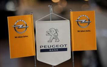 Στα χέρια της Peugeot η Opel