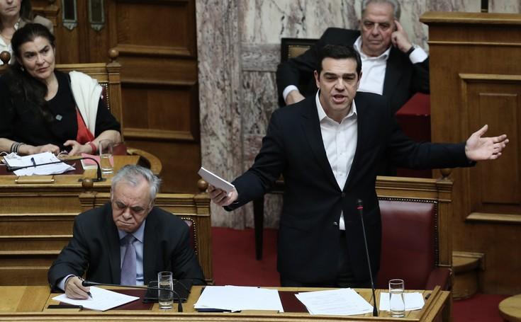 Τσίπρας: Η Ελλάδα σταμάτησε πια να είναι η χώρα της καρπαζιάς