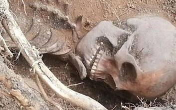 Σε νεαρή γυναίκα ανήκει ο σκελετός που βρέθηκε στην Κρήτη