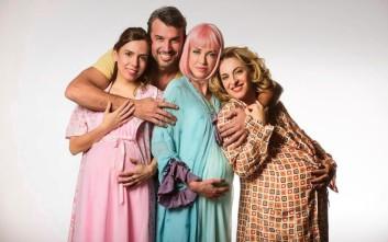 «Tres» του Χουάν Κάρλο Ρούμπιο στο Θέατρο Άλμα