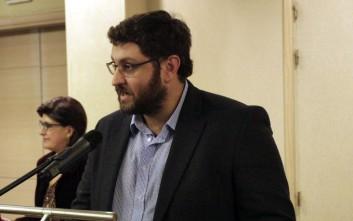 Ζαχαριάδης: Την ευθύνη για τη Συμφωνία των Πρεσπών θα την πάρει το Κοινοβούλιο