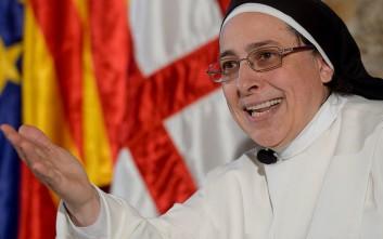 Μοναχή υποστηρίζει ότι η Παναγιά δεν ήταν παρθένα και προκαλεί σάλο στην Καθολική Εκκλησία