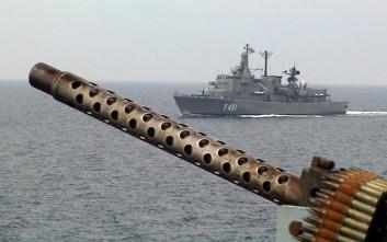 Πολεμικά πλοία από Ιταλία, Κροατία, Μαυροβούνιο, Σλοβενία και Αλβανία συγκεντρώνονται στην Κρήτη