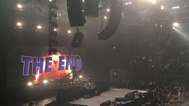 Οι Black Sabbath αποχαιρέτησαν για πάντα το κοινό τους