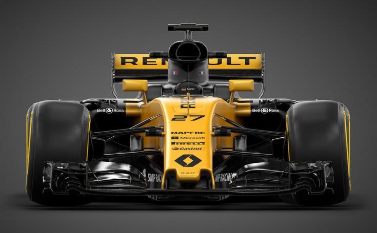 Το «όπλο» της Renault για το πρωτάθλημα Formula 1