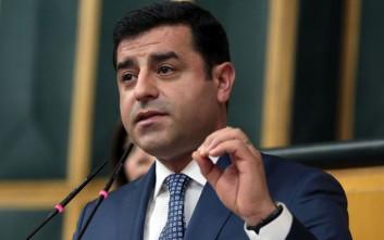 Καταδίκη της Τουρκίας από το ΕΔΑΔ για τον ηγέτη των Κούρδων Σελαχατίν Ντεμίρτας