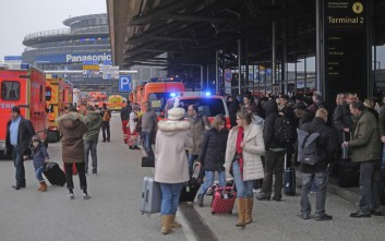 Εκκενώνεται το αεροδρόμιο του Αμβούργου