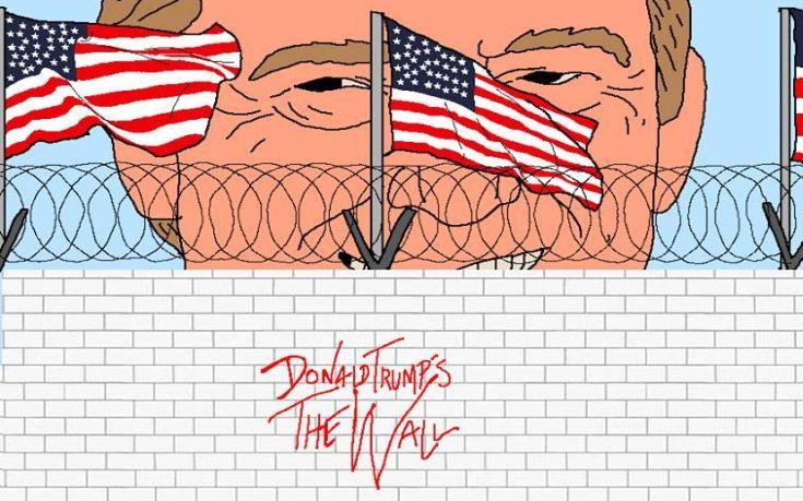 Γουότερς: Το «The Wall» είναι πιο επίκαιρο από ποτέ με τον Τραμπ στην εξουσία