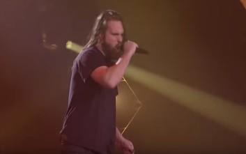 Τραγούδησε death metal στο «the voice» και έκλεψε την παράσταση