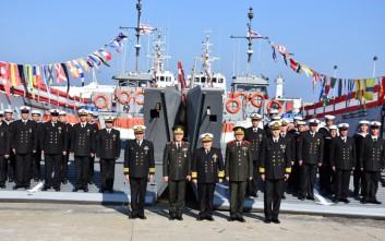 Δωρεές αποβατικών σκαφών στο ψευδοκράτος της Κύπρου