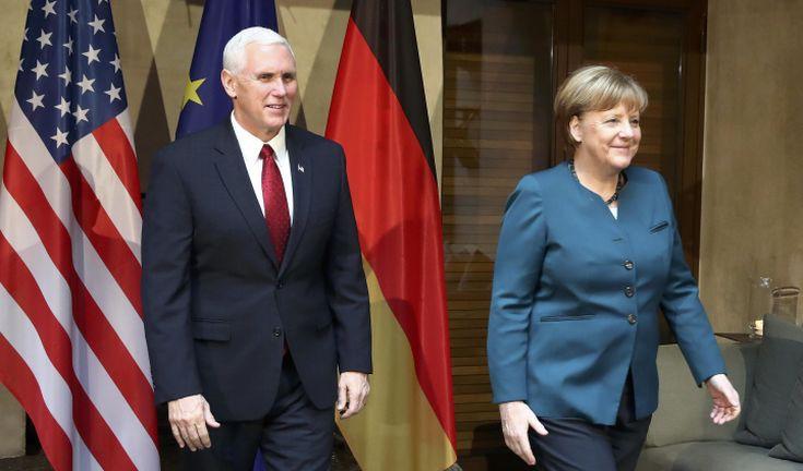 Πρόβλημα με την αξία του ευρώ διαπιστώνει η Άνγκελα Μέρκελ