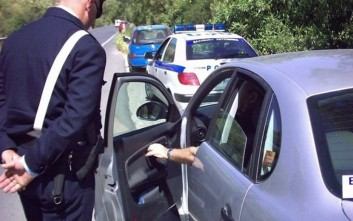 Δάγκωσε αστυνομικό γιατί τον συνέλαβε