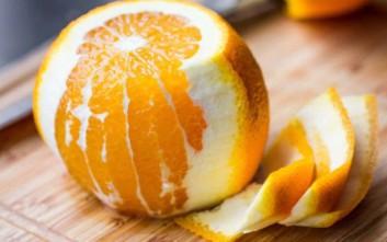 Τα οφέλη της φλούδας πορτοκαλιού