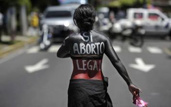 Πώς αντιμετωπίζουν την έκτρωση διάφορα έθνη του κόσμου