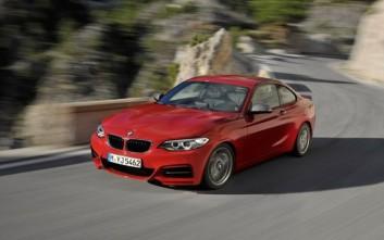 Βραβείο ασφάλειας σε δυο σειρές BMW