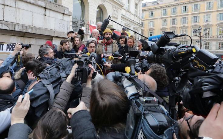 Θα συνεχίσει «να αγωνίζεται» ο αγρότης σύμβολο στην Γαλλία