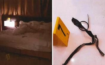 Στο φως φωτογραφίες από το δωμάτιο που έπεσε θύμα ληστείας η Καρντάσιαν
