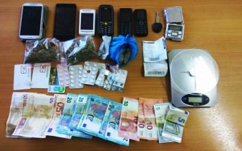 Διακινητές ναρκωτικών στην Κεφαλονιά στα χέρια της ΕΛ.ΑΣ.