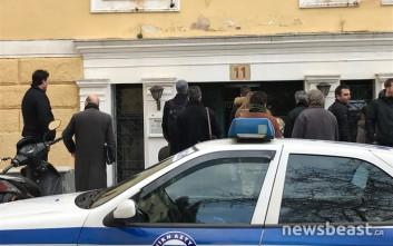Τηλεφώνημα για ρουκέτα στα δικαστήρια της Ευελπίδων