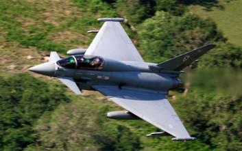 Το Κατάρ αγοράζει 24 μαχητικά Eurofighter Typhoon