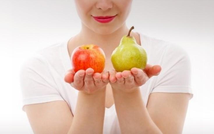 Πώς οι σωματότυποι καθορίζουν την υγεία μας
