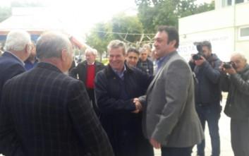 Συνάντηση του υφυπουργού Κοινωνικών Ασφαλίσεων με φορείς στο Ηράκλειο
