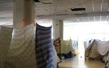 Ελλείψεις σε εγκαταστάσεις υγιεινής, απόγνωση και απελπισία στο Ελληνικό
