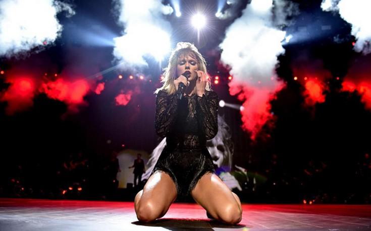 Η μία και μοναδική εμφάνιση της Taylor Swift για το 2017