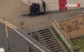 Ταραχές στο Παρίσι μετά την καταγγελία για βιασμό νεαρού με γκλοπ