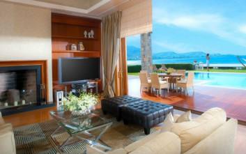 Τέσσερις από τις πιο ακριβές σουίτες ελληνικών ξενοδοχείων