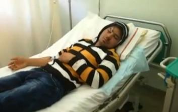 Η μαρτυρία του πακιστανού εργάτη που ξυλοκοπήθηκε στον Ασπρόπυργο