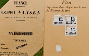 Διαβατήριο Νάνσεν, το έγγραφο που έσωσε 450.000 ζωές