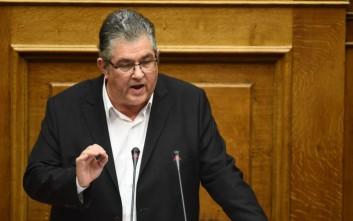 Κουτσούμπας: Ικανός αντίπαλος με καθαρό πολιτικό λόγο ο Κωνσταντίνος Μητσοτάκης