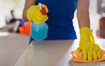 Έξυπνα κόλπα καθαρισμού για αστραφτερό σπίτι