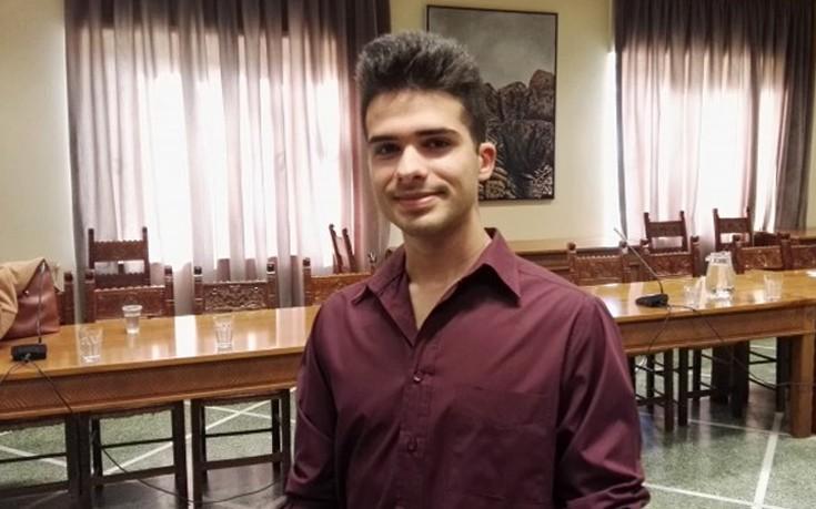 Μαθητής από τα Χανιά κατασκεύασε τρισδιάστατο εκτυπωτή
