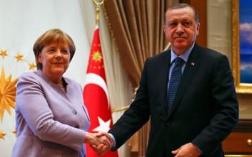 Βήματα προσέγγισης προς την Τουρκία κάνει η Γερμανία