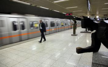 Ακινητοποιούνται απόψε στις 9 οι συρμοί του μετρό
